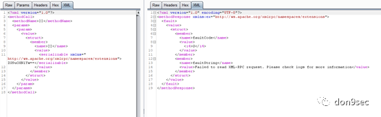 Apache OFBiz 漏洞复现 (2021-26295/2020-9496)