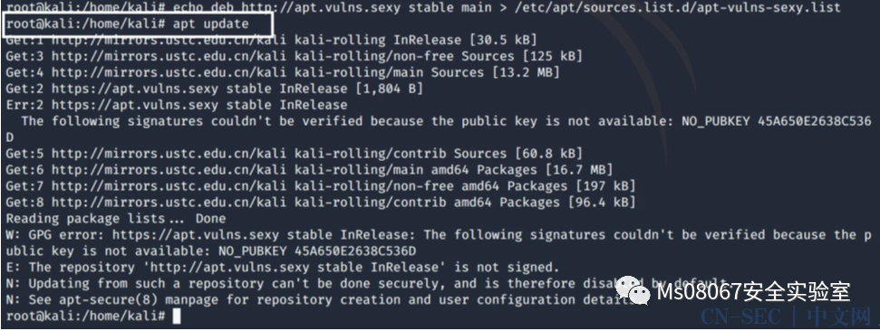 sn0int - 半自动化 OSINT 框架和包管理器