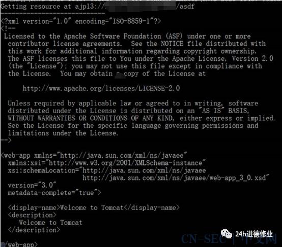 Apache Tomcat AJP协议文件读取与包含漏洞