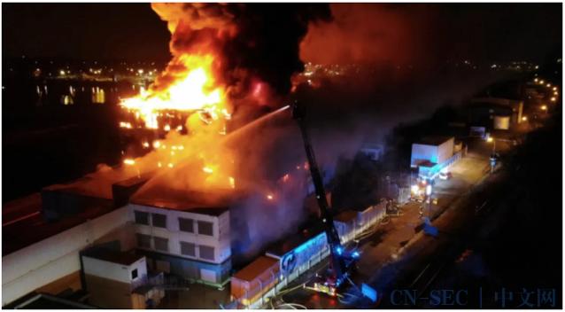 欧洲云计算巨头发生严重火灾,数据备份你做了吗?