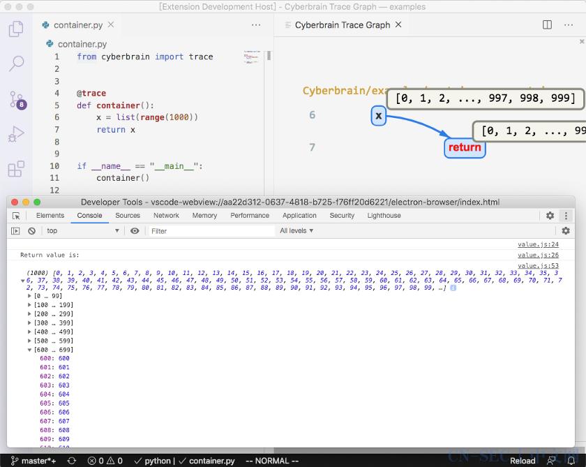 谷歌开源神器-代码调试Cyberbrain