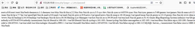 【web安全】zico2靶机渗透