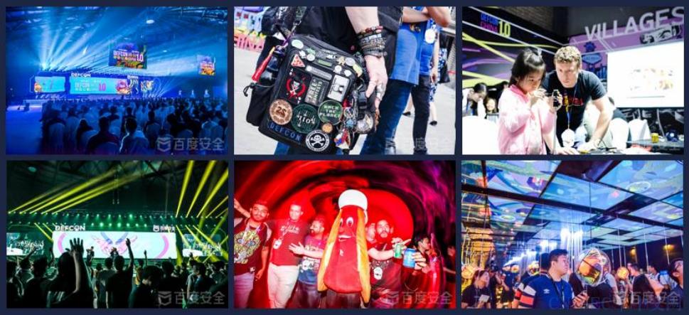 【活动支持】3月20号,DEF CON CHINA Party来了!我们架构了一颗虚拟极客星球