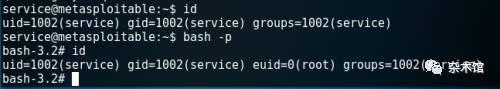 Linux下利用SUID提权