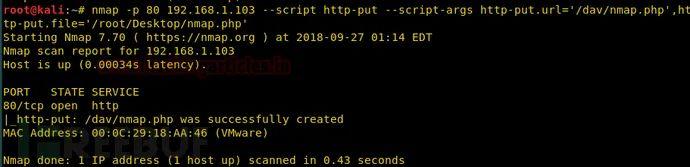 安全研究   多种方式利用HTTP PUT方法漏洞