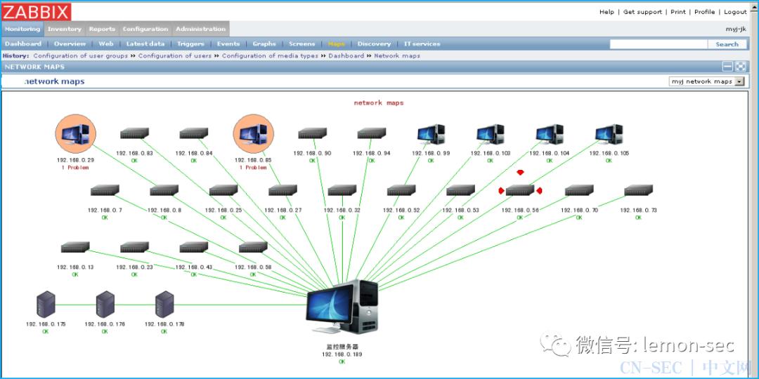 你不能错过的十大网络监控神器