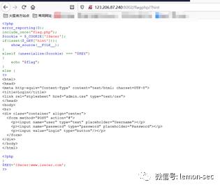 【CTF web入门第九篇】web入门