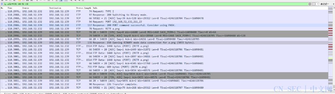 蓝队经验——Wireshark数据包分析浅析