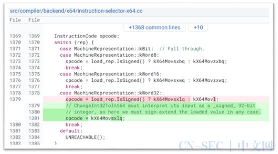 详细分析 Chrome V8 JIT 漏洞 CVE-2021-21220