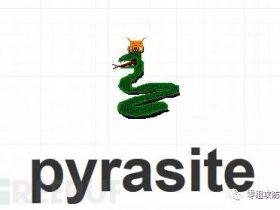 pyrasite – 向python进程注入代码工具