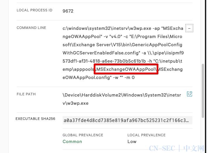 揭秘Microsoft Exchange Server野外0-Day攻击的发现与检测过程
