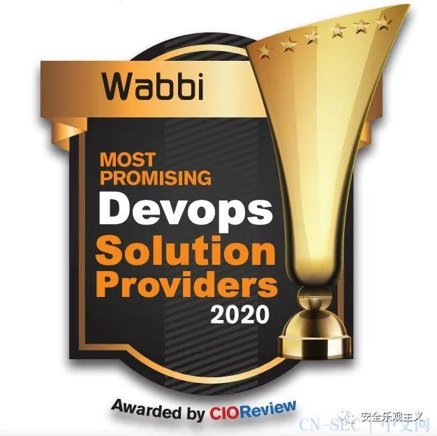 应用安全的创新,Apiiro和WABBI