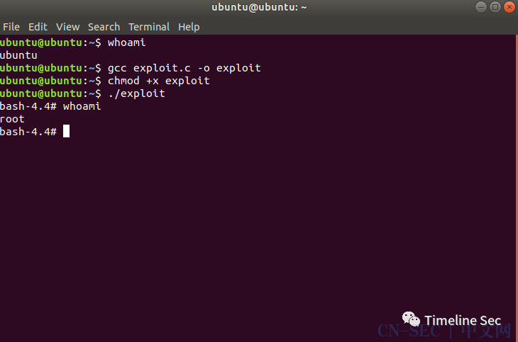 CVE-2021-3493:Linux kernel特权提升漏洞复现