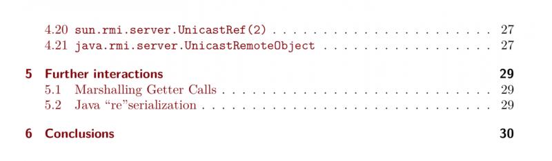 常见JAVA组件安全-Turning your data into code execution