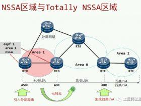 故事会2:OSPF LSA那些事儿(入门)