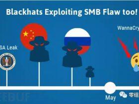 "SMB漏洞引发的""血案"",远不止WannaCry"
