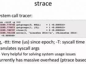 利用strace来跟踪 ssh 登陆密码