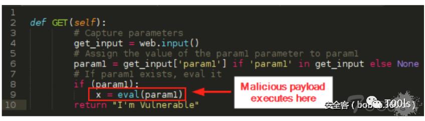 【奇技淫巧】python代码注入