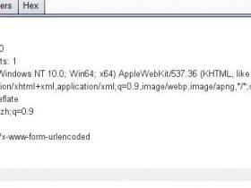 HTTP协议bypass WAF(狗/盾)