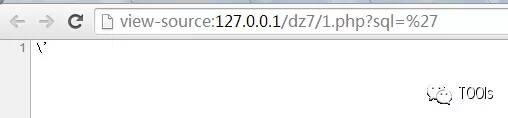 Discuz7.x faq.php 注入漏洞分析