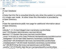 如何使用一个下载来远程窃取MacOS的专有文件