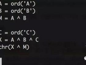 Bit-flipping Attack 笔记