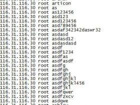 搭建简易OpenSSH暴力破解口令采集蜜罐