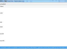 【漏洞】UCenter Home 2.0 鸡肋SQL注入