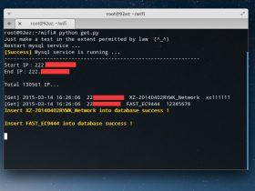批量扫描互联网无线路由设备telnet,并获取WIFI密码