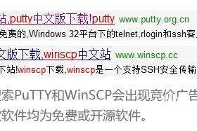 汉化版 putty、WinSCP、SSH Secure 等工具中发现后门