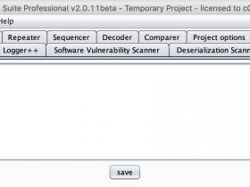 重构sqlmap4burp插件