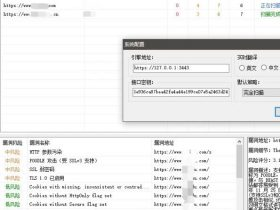 GUI版-AWVS13批量扫描工具