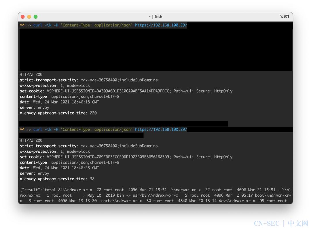 CVE-2021-21985: VMware vCenter Server远程代码执行漏洞通告