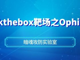 【渗透测试】hackthebox靶场之Ophiuchi