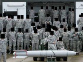 美国士兵通过闪卡应用程序揭露核武器秘密