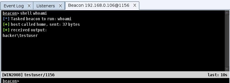 全网最全的Cobalt Strike使用教程系列-基础篇