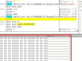堆溢出攻击之RtlEnterCriticalSection()函数