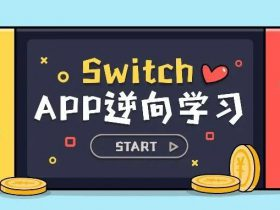 Switch APP逆向分析