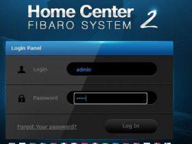 FIBARO智能家居系统弱口令漏洞复现
