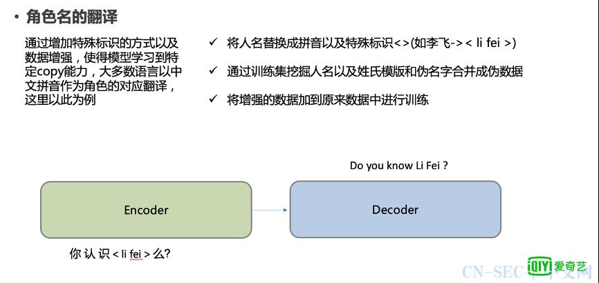 爱奇艺多语言台词机器翻译技术实践