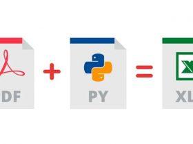 如何使用Python提取pdf表格及文本,并保存到excel