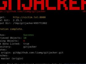 Gitjacker - Git利用工具
