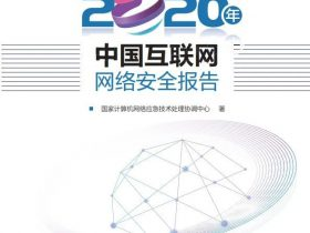 CNCERT发布《2020年中国互联网网络安全报告》 (附下载)