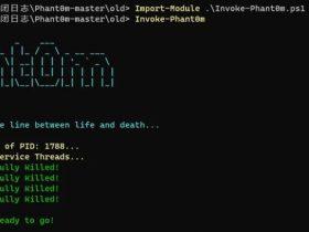内网渗透|域内持久化与Windows日志删除