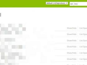 接口文档下的渗透测试 Swagger UI
