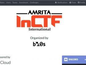 InCTF--WP